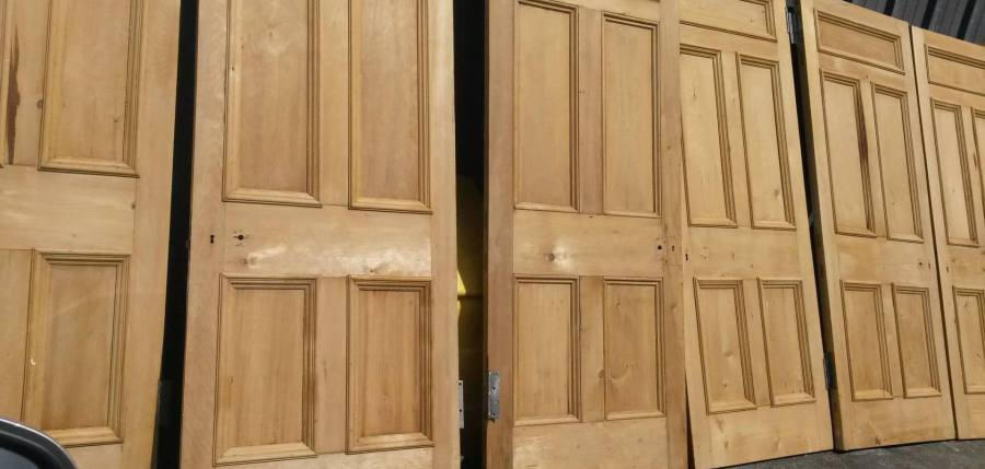 Set of Doors from Helensburgh